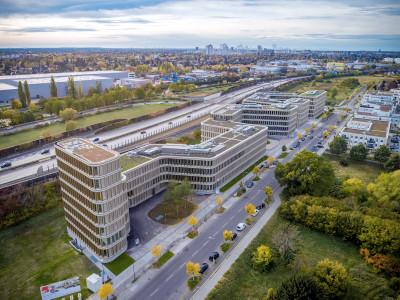 Innovativer Bürocampus BRAIN BOX BERLIN eröffnet!