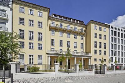 Ottilie-von-Hansemann-Haus präsentiert sich als Prachtstück