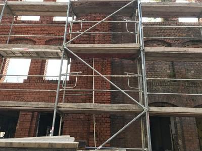 Baustellenbericht aus dem RavensbergQuartier 08/2017