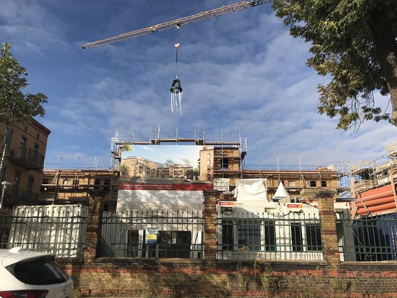 Neuigkeiten zu unseren Magdeburger Projekten im Oktober 2019