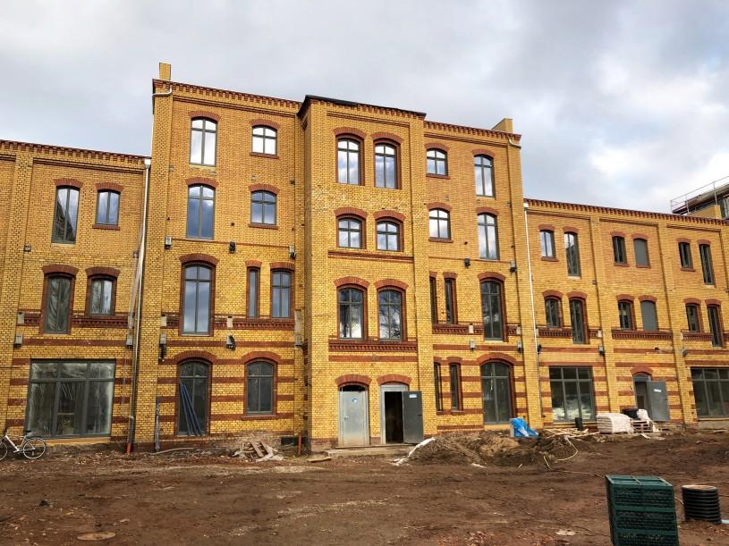 Baustellenbericht 01/2020 zu den Magdeburger Projekten