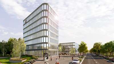 NEU bei PP Projekt: Der innovative Büro-Campus BRAIN BOX BERLIN
