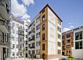 Hutfabrik, Pappelallee 3+4 in Berlin