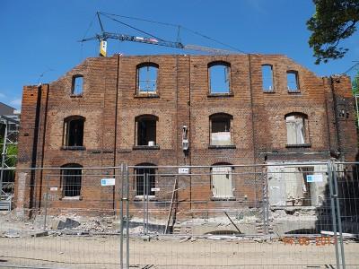 Baustellenbericht aus dem RavensbergQuartier 07/2017