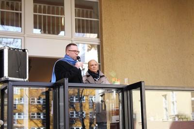 Feierliche Eröffnung und Übergabe im Ottilie-von-Hansemann-Haus