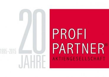 Profi Partner AG feiert 20-jähriges Jubiläum