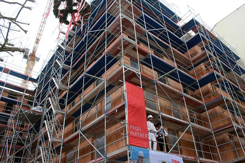 DERFF22QUARTIER & CoFACTORY: Baustellenbericht April 2018