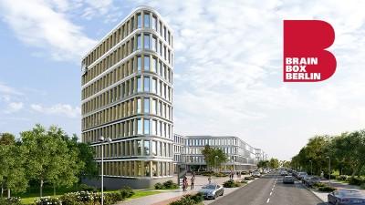 Baugenehmigung für BRAIN BOX BERLIN erteilt, Baustart in Kürze