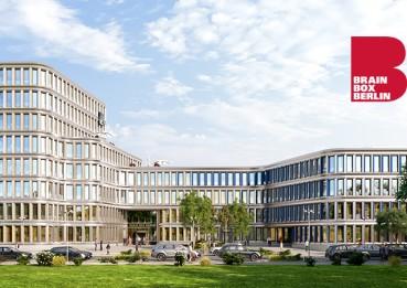 Baugenehmigung für neuen Büro-Campus BRAIN BOX BERLIN in Adlershof erteilt