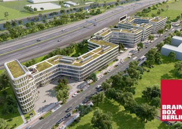 BRAIN BOX BERLIN - der neue Bürocampus in Adlershof ist verkauft