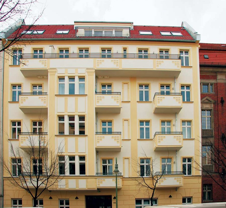 Greifenhagener Straße 60 in Berlin