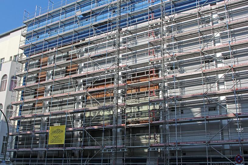 Baubeginn für DERFF22QUARTIER und CoFACTORY Berlin Mitte