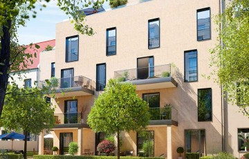 Neubau Immobilie in Berlin Mitte nähe Tiergarten