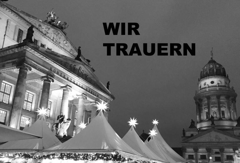 20.12.2016: UNSER HERZ SCHLÄGT FÜR BERLIN!