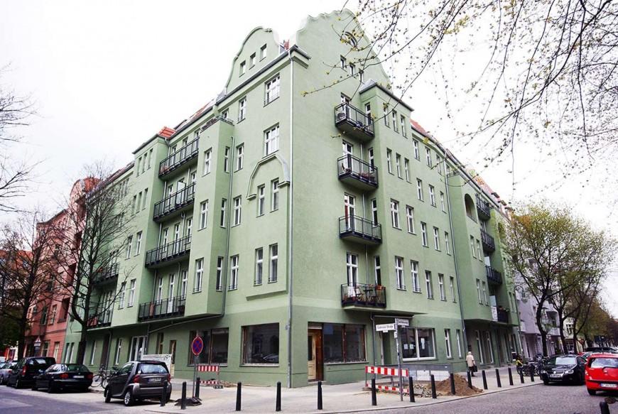 Göhrener Straße 1 in Berlin