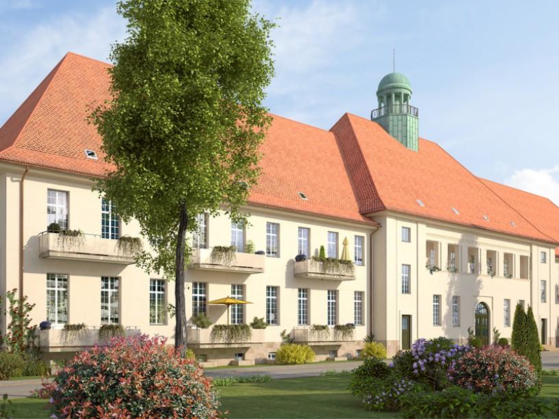 NEU im Vertrieb: Haus 13 im Ludwig Hoffmann Quartier