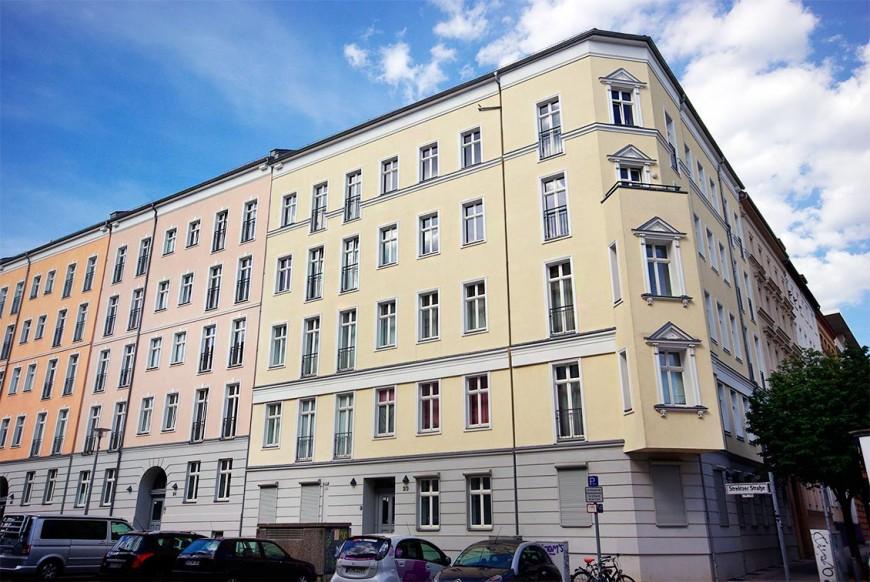 Strelitzer Straße 23 und 24 in Berlin