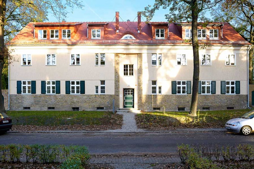 Leiterstraße 11 & 13 in Potsdam