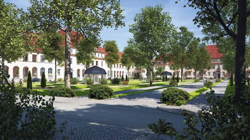 Erste Wohnungen im Ludwig Hoffmann Quartier bezugsfertig