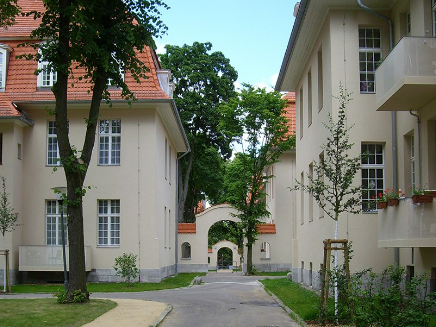 LudwigparkWohnen in Berlin