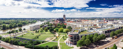 Baufortschritte in den Magdeburger Wohnprojekten im Juni 2021