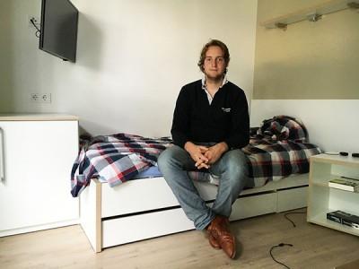Neues Leben in Adlershof - Medienfenster bietet Wohnraum und Lebensqualität