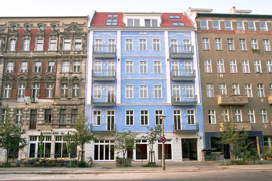 Oderberger Straße 39 in Berlin
