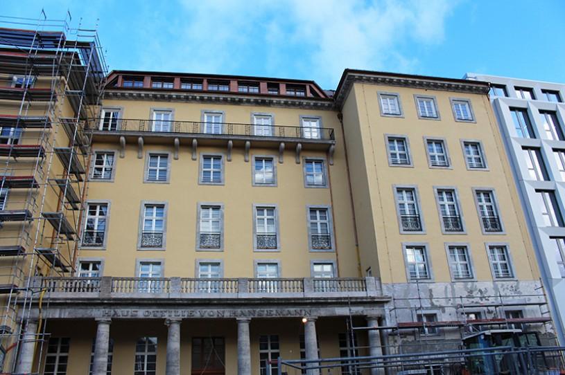 Ottilie-von-Hansemann-Haus: Die Vermietung beginnt!