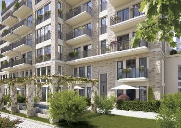 Grundsteinlegung für Neubau im Ottilie-von-Hansemann-Haus