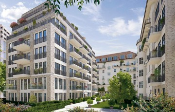 Der Neubau im Ottilie-von-Hansemann-Haus