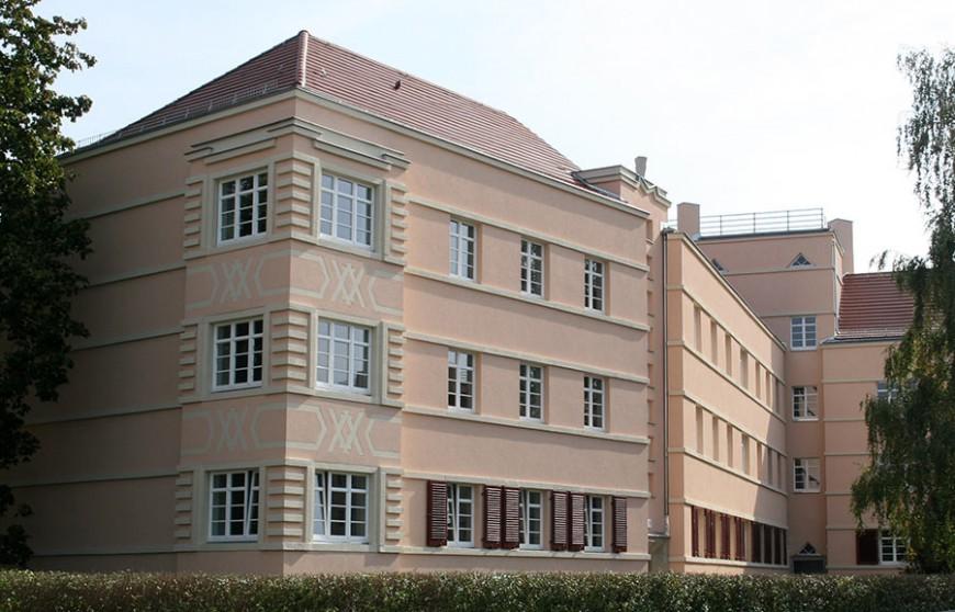 Postsiedlung in Dresden