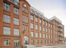 Zuckerwarenfabrik, Konrad-Wolf-Straße in Berlin